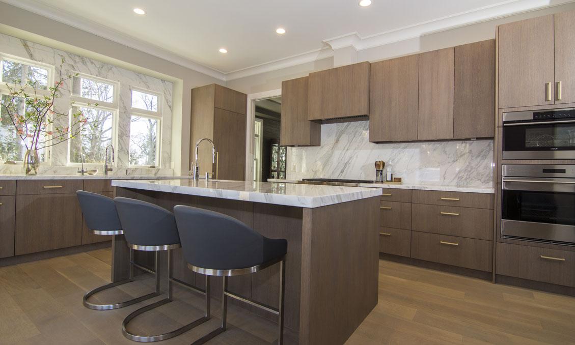 modern style kitchen cabinetry – park lane, madison nj
